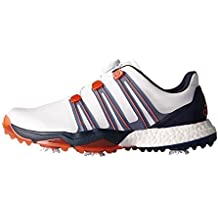 sports shoes ccad2 0ebca adidas Powerband Boa Boost WD Zapatos de Golf, Hombre