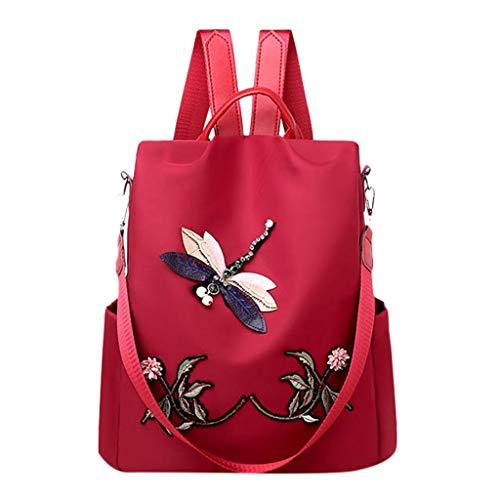 OIKAY Mode Damen Tasche Handtasche, Schultertasche Umhängetasche Mode Neue Handtasche Frauen Umhängetasche Schultertasche Strand Elegant Tasche Mädchen 0410@091