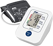 A&D Medical UA-611 Misuratore di Pressione da Braccio Digitale, Clinicamente Vali
