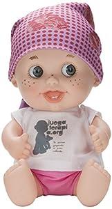 Juegaterapia - Muñeco Baby Pelón Vicky Martín Berrocal (Muñecas Arias 0142)