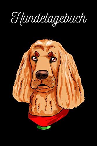 Hundetagebuch: Cocker Spaniel -