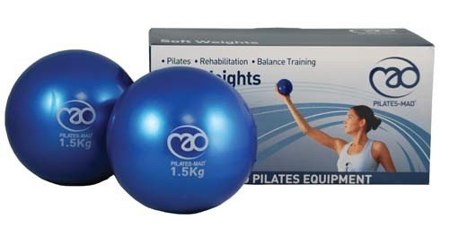 PilatesMad Soft Weights – Exercise Balls & Accessories