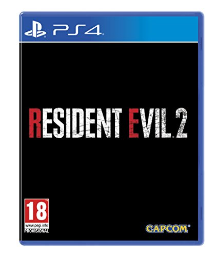 Resident Evil 2, PlayStation 4