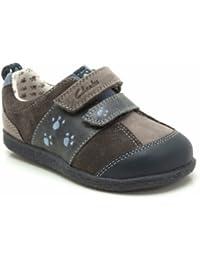 Clarks Boy's Arden Wild FST First Walking Shoes