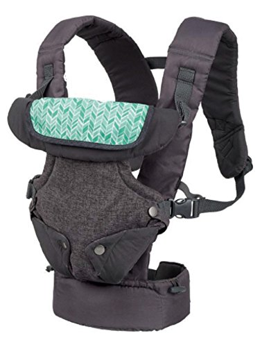 Infantino-Flip-Advanced-4-in-1-Convertible-Baby-Carrier-Light-Grey