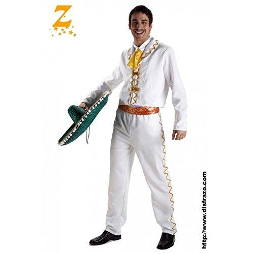 Imagen de disfraz mejicano lujo adulto