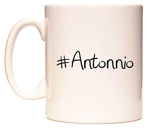 #Antonnio Becher von WeDoMugs