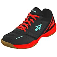 Yonex Badminton Non-Marking Rubber Sold Shoes SHB30EX Black Made In Indonesia (8 UK)