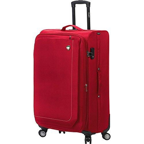 mia-toro-madesimo-softside-28-spinner-luggage-red