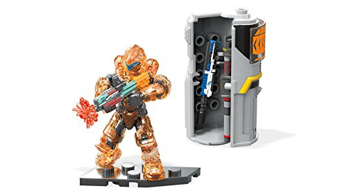 Mega Construx - Halo FVK10 - UNSC Spartan Rocket Boost Power Pack (Halo Outfit Spartan)