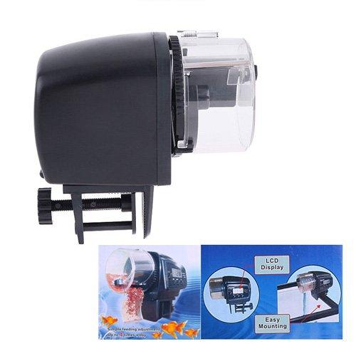 Sonline Alimentatore automatico di pesce Digitale per...