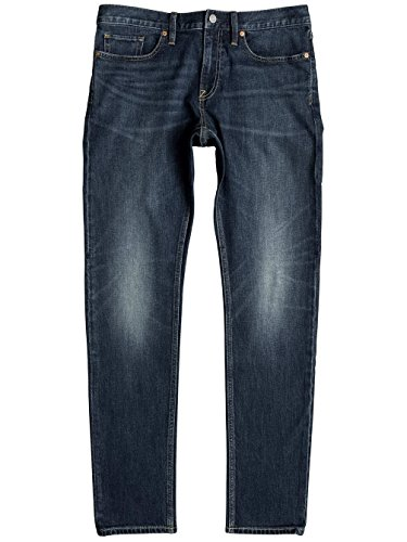 Herren Jeans Hose DC Worker Straight Jeans Medium Stone