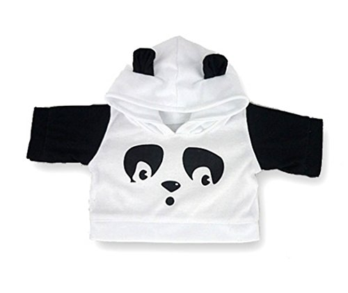 ar Clothes fit Build a Bear factory Teddies (Panda Bear Outfit)
