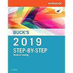 Buck's Workbook for Step-By-Step Medical Coding, 2019 Edition