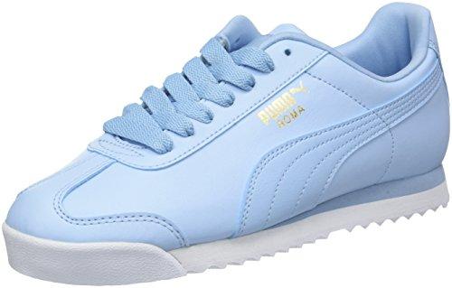 Puma Herren Roma Basic Sneaker, Blau (Cerulean White), 42 EU