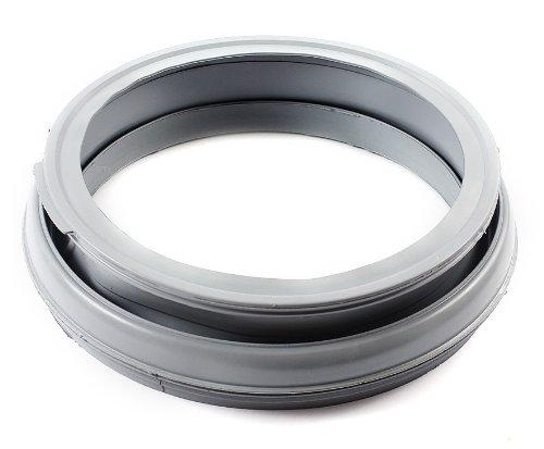 DREHFLEX® - Türmanschette / Türdichtung passend für diverse Waschmaschinen von AEG / Electrolux / Juno etc. - passend für Teile-Nr. 645117724 / 899645117724 / 8996451177241