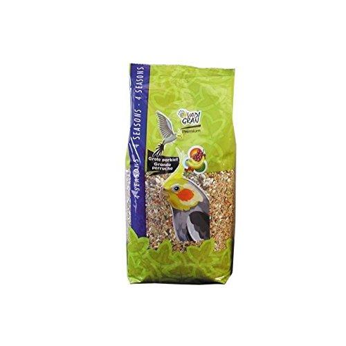 VADIGRAN Mélange de graines pour Grande perruche PREMIUM VITA 4 kg