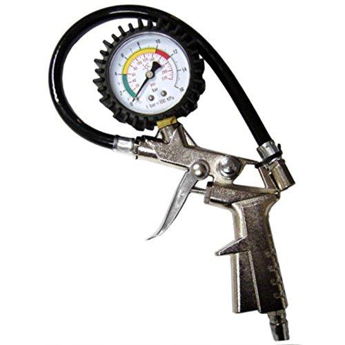Manómetro Presión Pistola Aire Comprimido Bomba para inflar neumáticos neumáticos