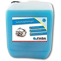 Scherkopfreiniger für Philips und Braun geeignet 5 Liter clean and renew für Philips und Braun