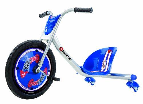Razor Riprider, 360 Lenk-Dreirad, blau