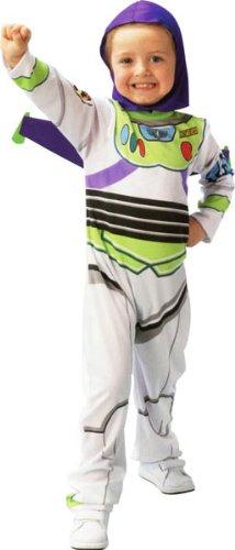 Imagen de rubie's 883695l disfraz de buzz lightyear para niño de 7/7 años , talla l