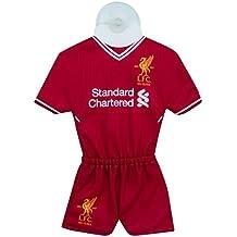 Originales del Liverpool FC Liverpool Auto de camiseta 2017/2018en 21cm