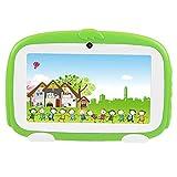 VBESTLIFE 7 Zoll Tablet PC,Dual Kamera WiFi Mini Learning Tablet,1G + 8 GB für Kinder Früherziehung,unterstüzt Android 4.4(Grün)