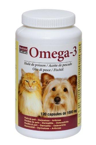 Artikelbild: Biodistra Omega3 Fischöl Kapseln 120 Kapseln