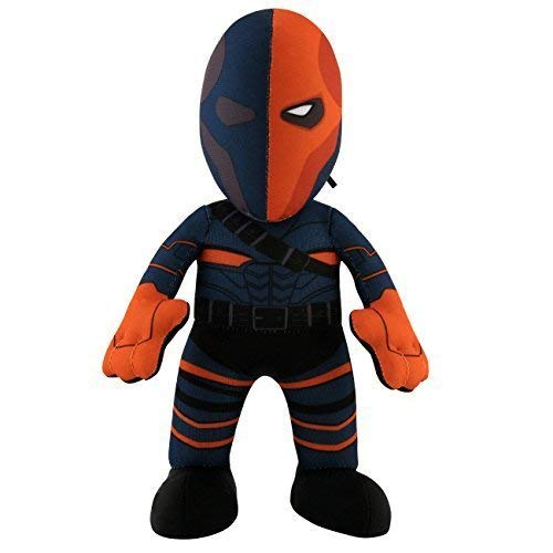 "Bleacher Creatures DC Universe Series One Deathstroke 10"" Plush by Bleacher Creatures (Toys)"