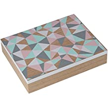 DonRegaloWeb - Caja acrílica Rectangular y triángulos