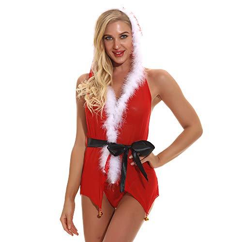 Hunter Das Kostüm Wolf - iHENGH Weihnachtsmode Karnevalsaktion Frauen Sexy Unterwäsche Damen Perspektive Temptation Unterwäsche