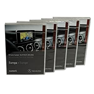 garmin garmin map pilot navigationsmodul sd karte ece f r. Black Bedroom Furniture Sets. Home Design Ideas