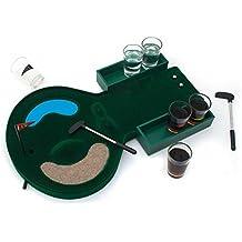 Golf Trinkspiel - Minigolf Saufspiel Drinking Golf Partyspiel