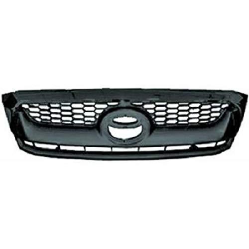 PIECES AUTO SERVICES Grille de calandre Noir Toyota HILUX de 08 à 10