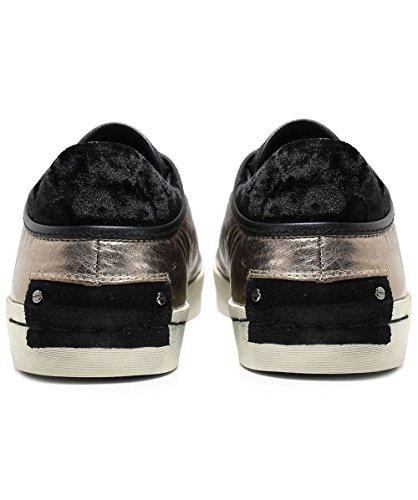 Crime London Shoes Java Sneaker Platine Mujer Platine