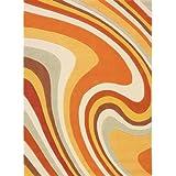 Alfombra Xian Wave 140 x 200 la Sitap