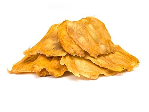 Bio Jackfrucht 1 kg sonnen-getrocknet, ungesüßt Jack Fruit Jackfruit Rohkost 1000g Packung