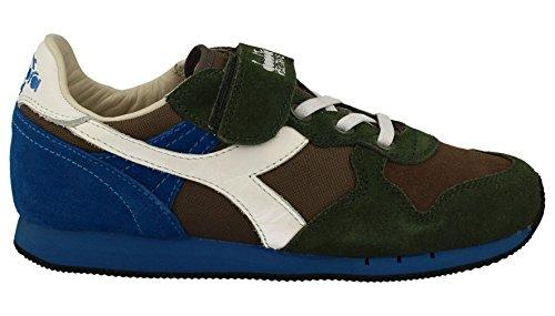Diadora Sneaker Trident 161934-224 Jr Beig Beige