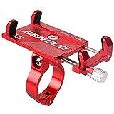 WERNG Support De Téléphone Portable Vélo, Guidon Universel en Alliage D'aluminium...