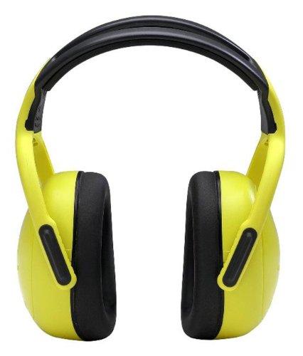 MSA SORDIN LEFT/RIGHT MEDIUM AMARILLO  ULTRA COMFORTABLE EAR DEFENDERS
