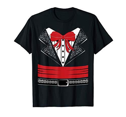 Amigos Mariachi Mexico Band Halloween Costume T-Shirt