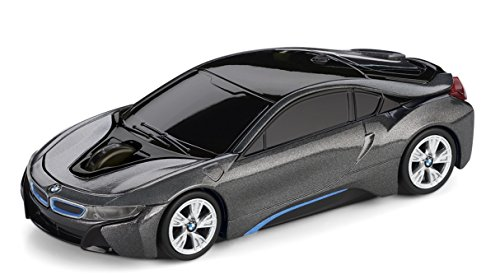 Original BMW i8 Computermouse Computermaus Maus sophisto grey