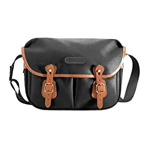 Billingham Hadley Pro Camera Bag (Black Canvas/Tan Leather)