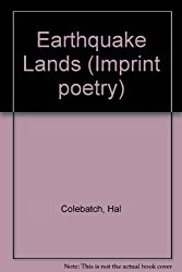 Earthquake Lands (Imprint poetry)