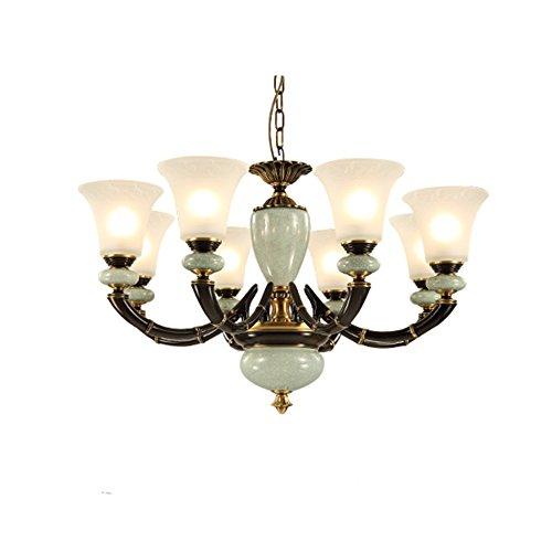 ANDEa Retro lampadario cinese, soggiorno camera da letto ...