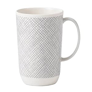 Wedgwood Vera Simplicity Mug, Cream by Wedgwood