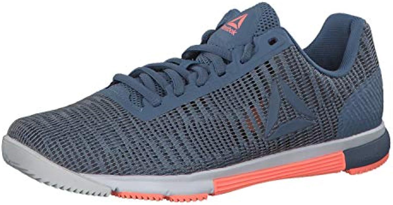 Reebok Speed TR Flexweave, Chaussures de Fitness Fitness de FemmeB07F6ZZRBXParent 4ffc13