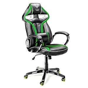 Diablo x gamer sedia gaming sedia da scrivania sedia da for Musica rilassante da ufficio