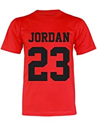 PALLAS Men's Michael Jordan Basketball Sport T-Shirt -PA158