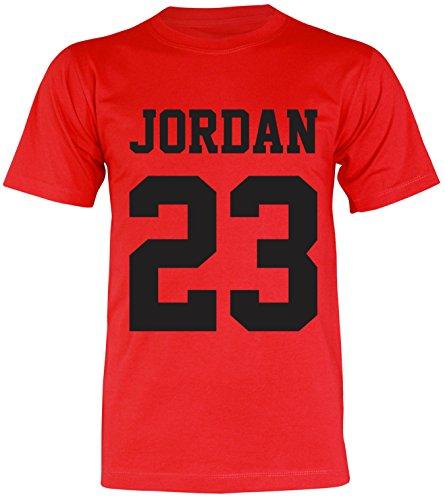 PALLAS Men's Jordan Sport T-Shirt Red